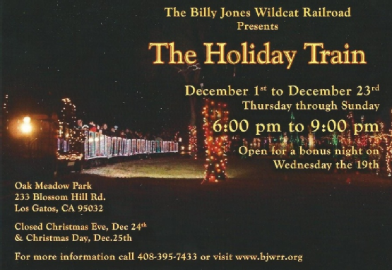 The Holiday Train 2012
