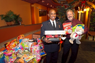 Campbell Toy Drive